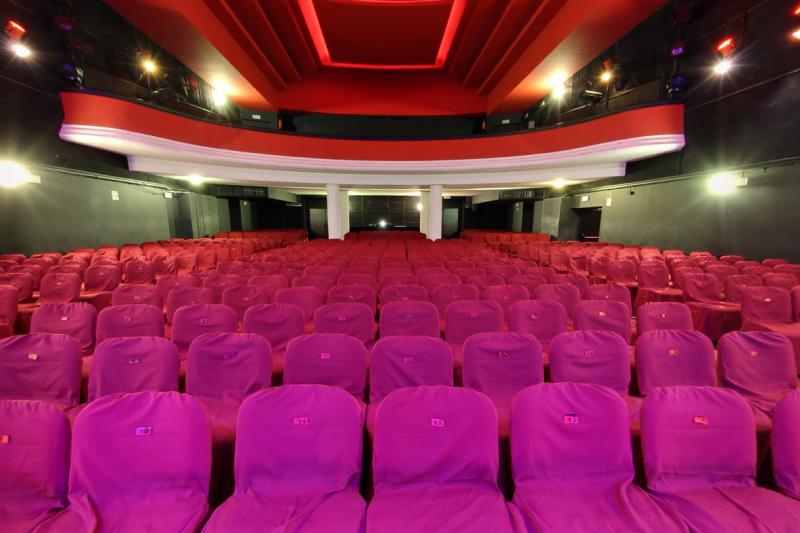 najtańszy topowe marki najlepiej kochany Teatr Palladium - wirtualny spacer Google Street View